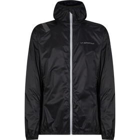 La Sportiva Blizzard Windbreaker Jacket Men, zwart